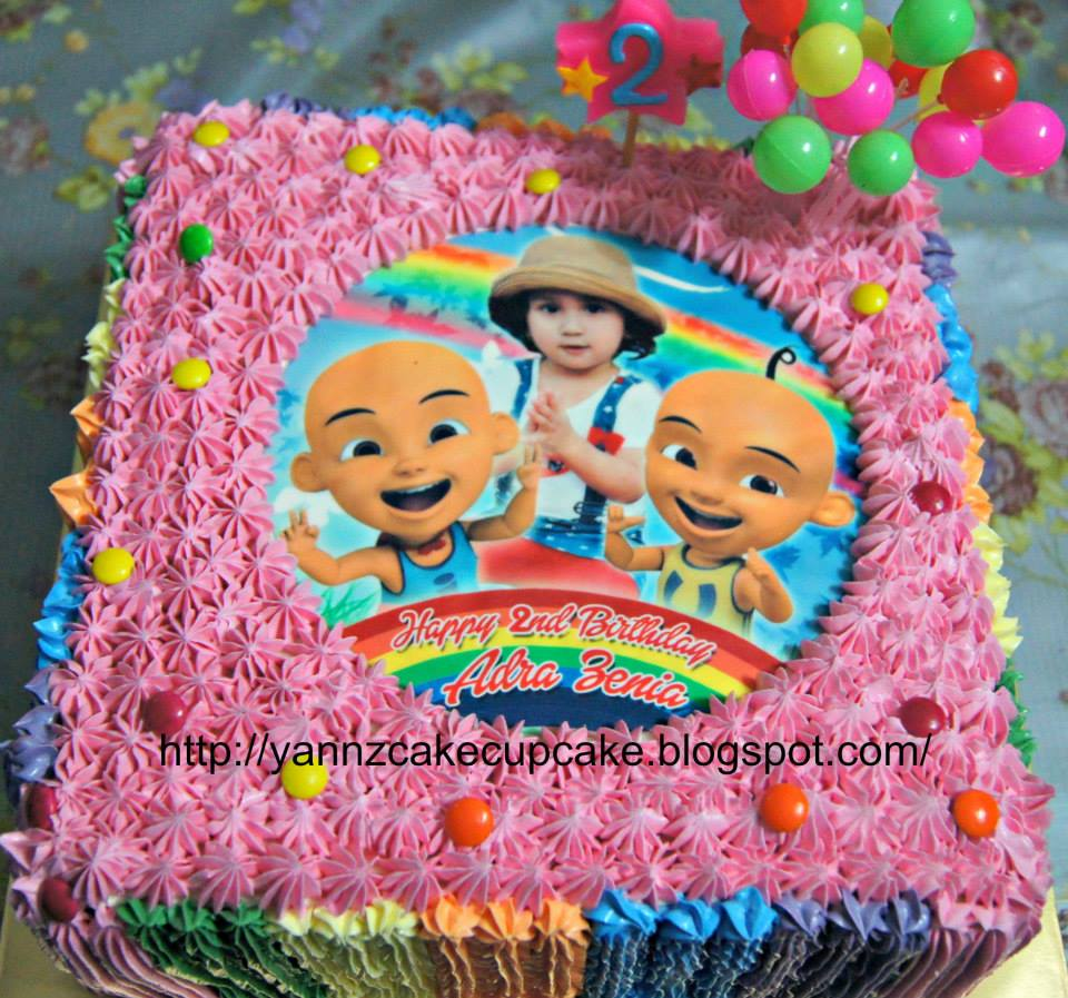 Cake Cupcake By Yannz Adra Zenia Upin Ipin