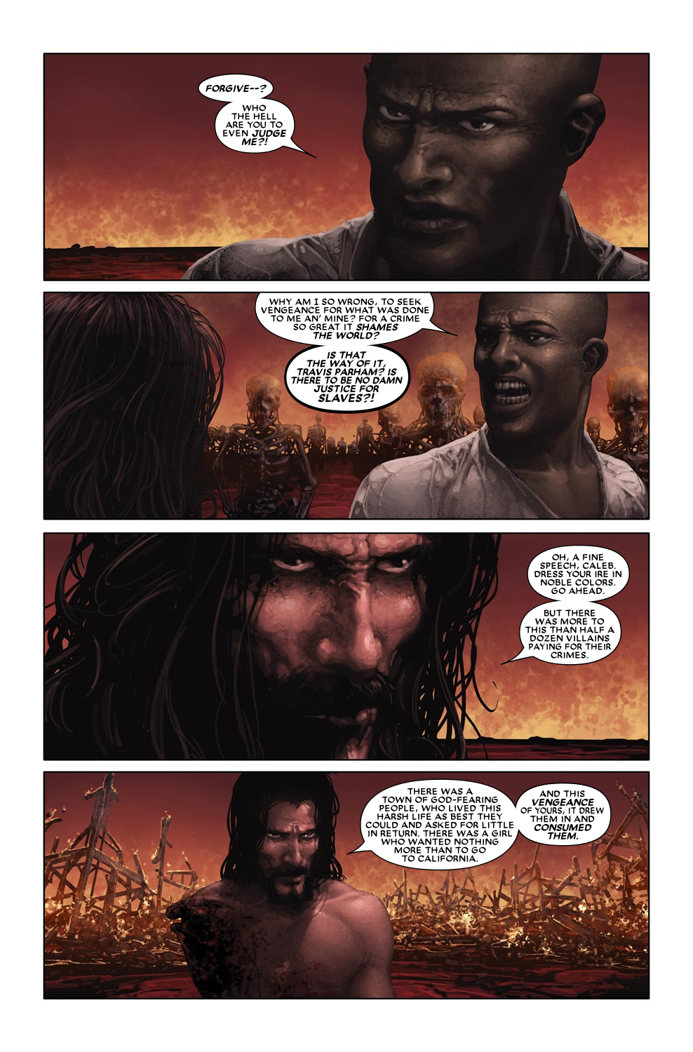 Read online Ghost Rider: Trail of Tears comic -  Issue #6 - 17