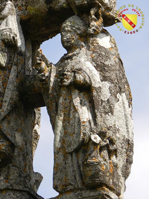 Saint-Nicolas (Fin XVIe siècle) - Croix-calvaire de Frenelle-la-Grande (88)
