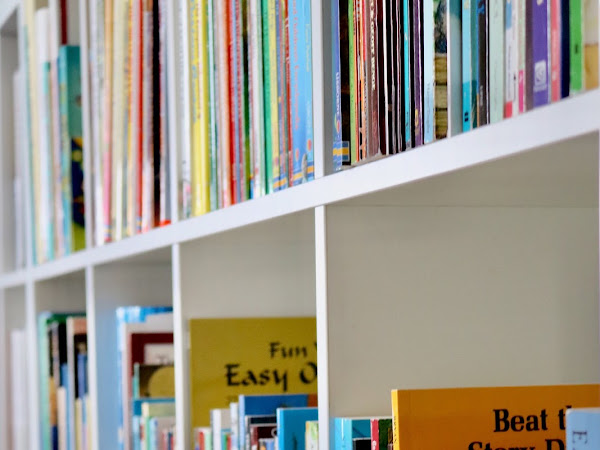 The Blessings of a Homeschool Library