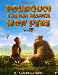 Pourquoi j'ai pas mangé mon père (El reino de los monos) (2015) [Vose]