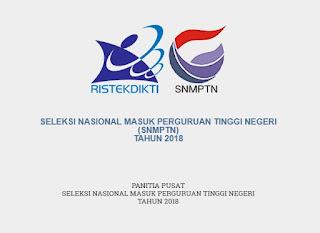 Jadwal Pendaftaran SNMPTN-SBMPTN 2018