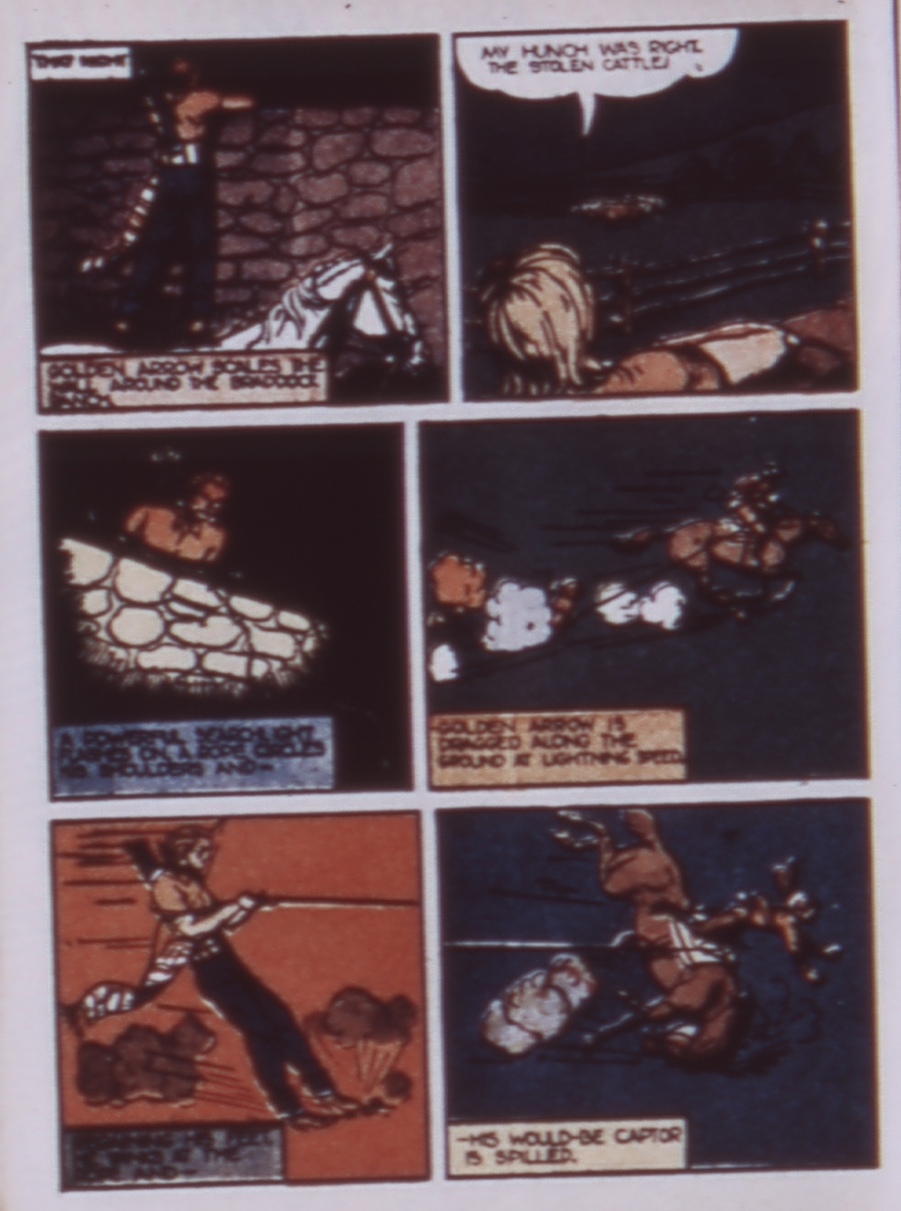 Read online WHIZ Comics comic -  Issue #3 - 20