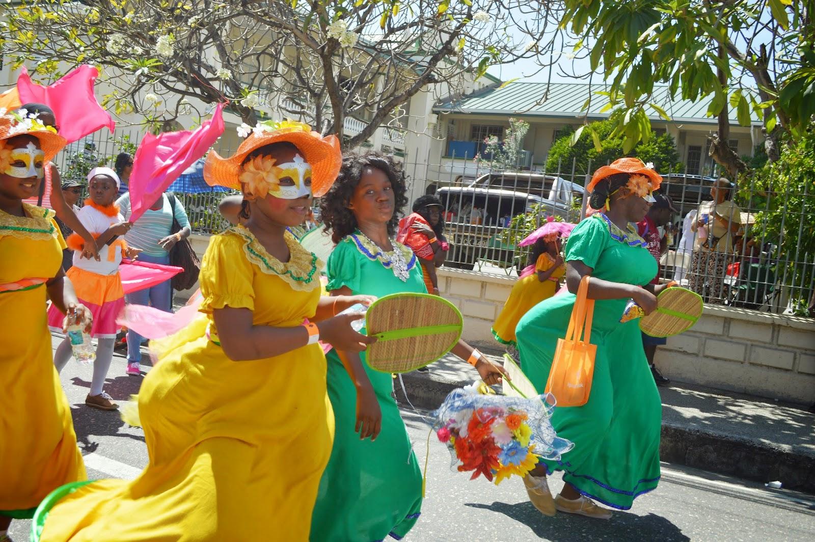 Carnival Masqueraders Baby Doll