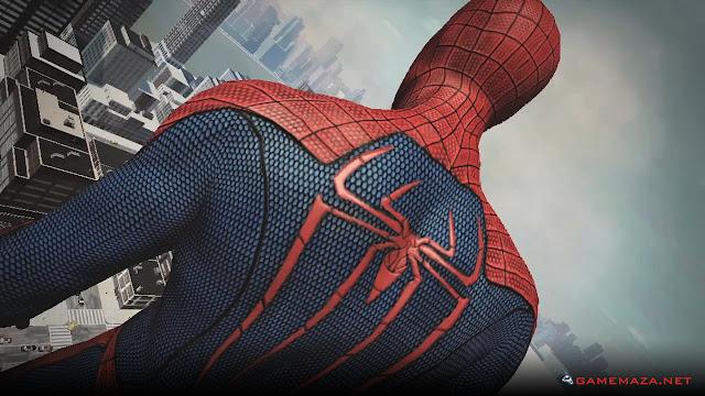 The Amazing Spiderman Gameplay Screenshot 2