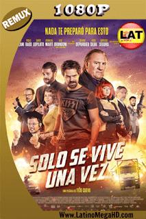 Sólo Se Vive Una Vez (2017) Latino HD REMUX 1080P - 2017