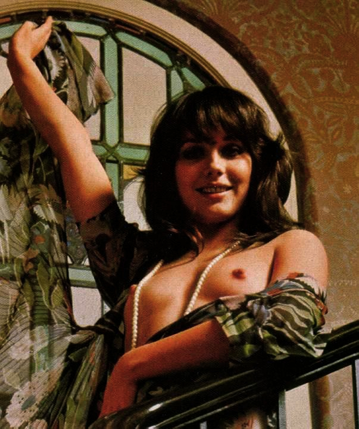 Lesley Nude