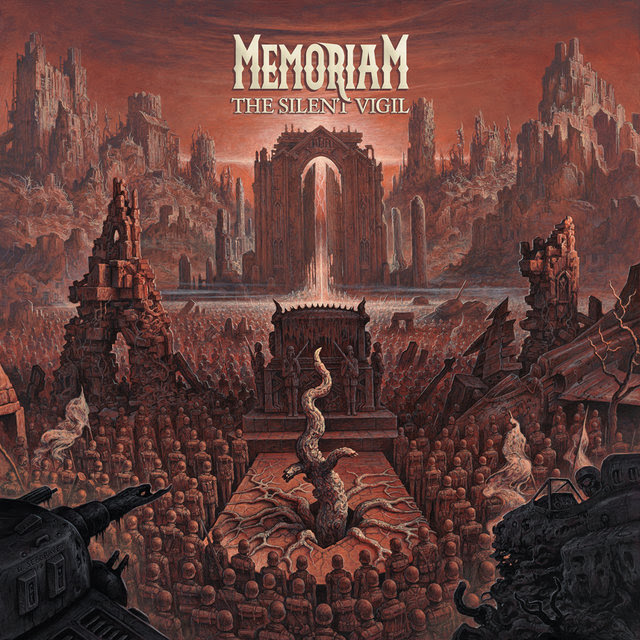 "Memoriam - ""The Silent Vigil"" artwork 2018"