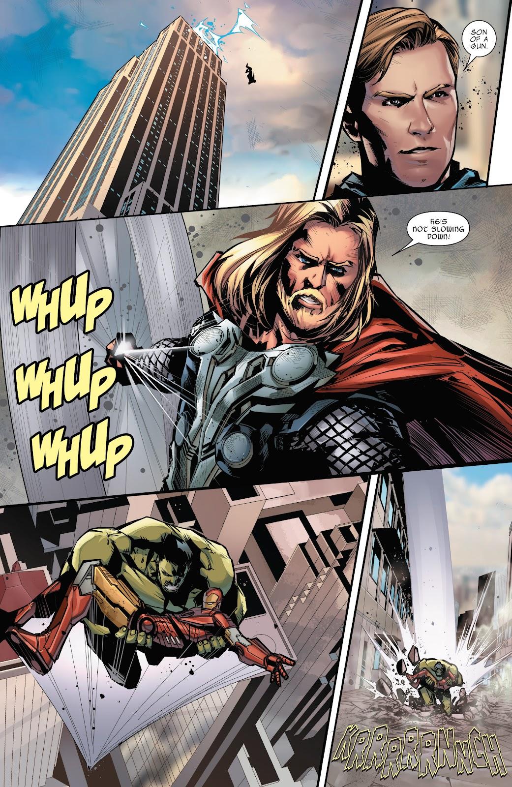 Read online Marvel's The Avengers comic -  Issue #2 - 18