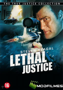 Capa do Filme Justiça Letal