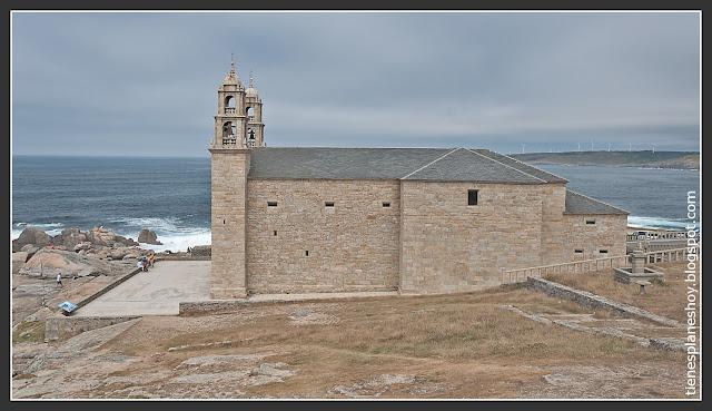 Santuario Virgen de la Barca (Muxia)