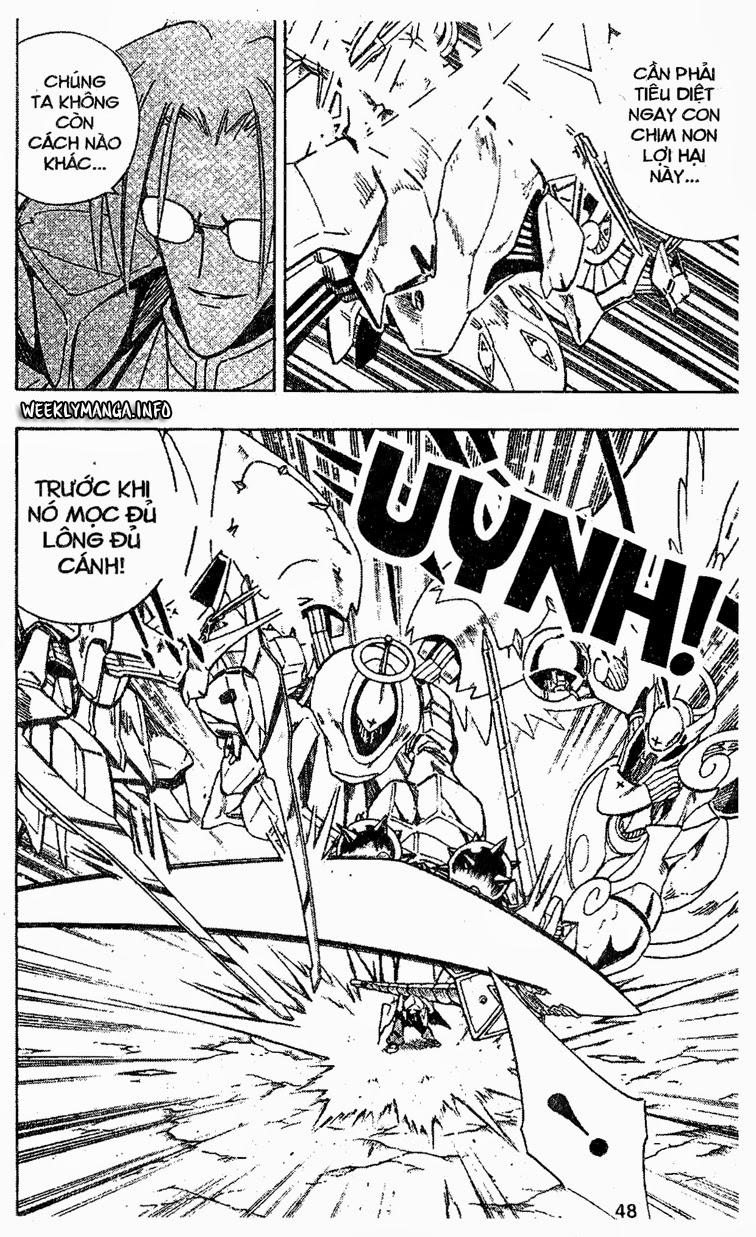 Shaman King [Vua pháp thuật] chap 211 trang 16