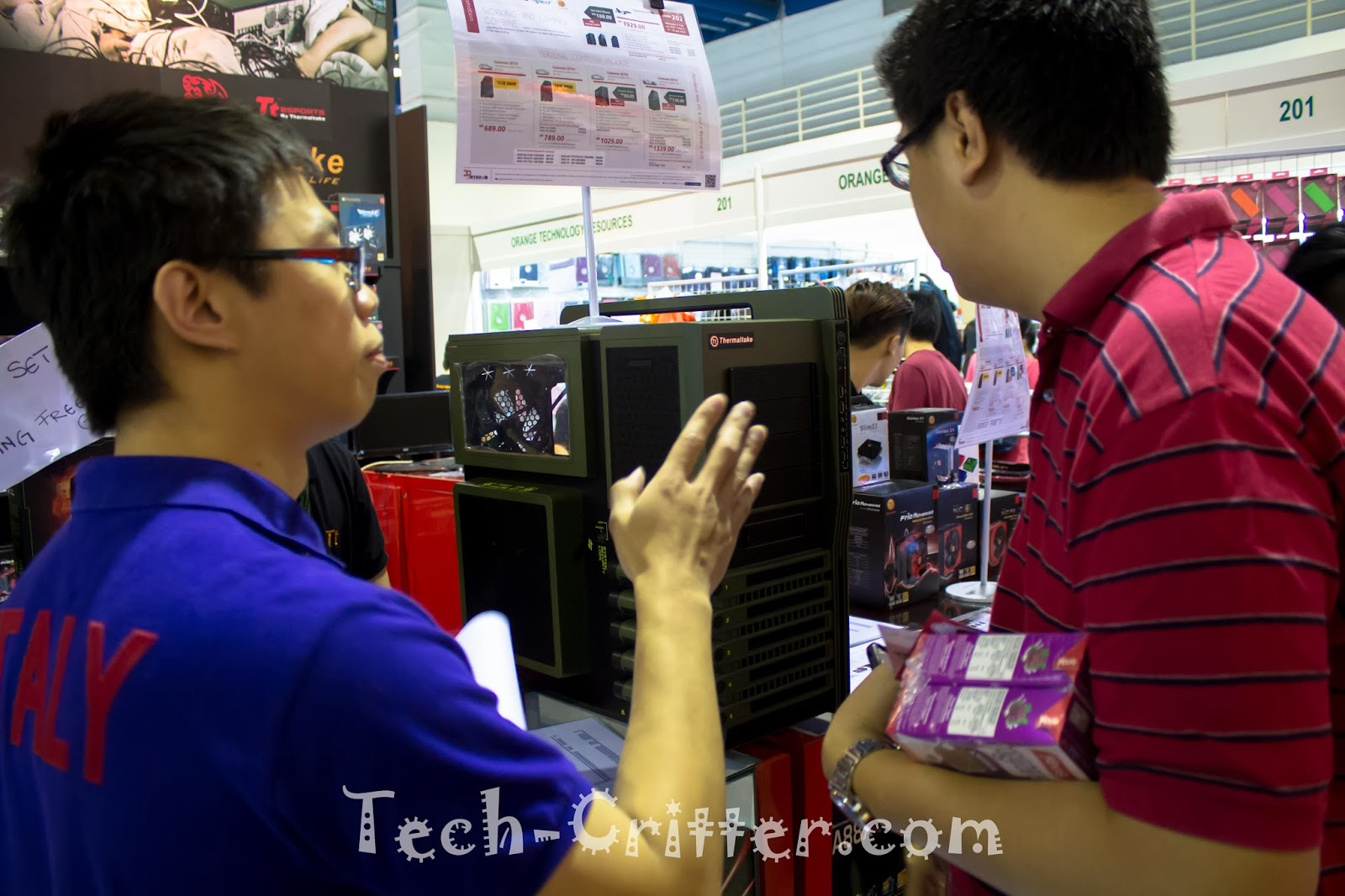 Coverage of the Malaysia IT Fair @ Mid Valley (17 - 19 Jan 2014) 279