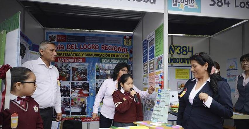 DRELM: Colegios de Lima Metropolitana celebraron el Día del Logro - www.drelm.gob.pe