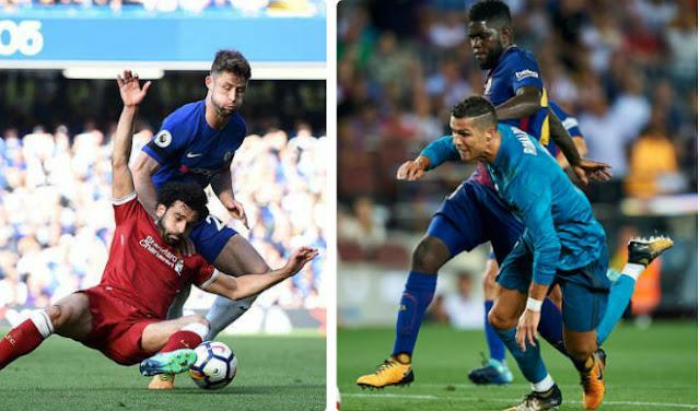 """Salah học Ronaldo """"vấp cỏ"""": Chưa phải số 1 đã mắc bệnh """"sao""""? 1"""