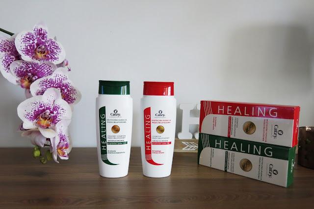 Healing - szampony przeciwłupieżowe   Catzy of Poland
