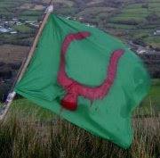 Red Pitchfork against Royal Jubilee in Wales