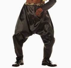 what year did parachute pants come out