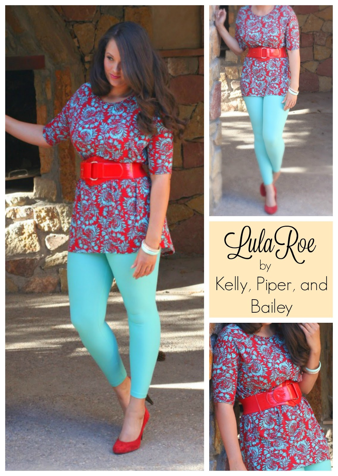 LulaRoe by Kelly, Piper, and Bailey – Jordan's Easy ...