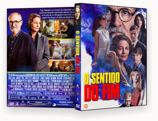 DVD-R – O SENTIDO DO FIM – 2018 – AUTORADO