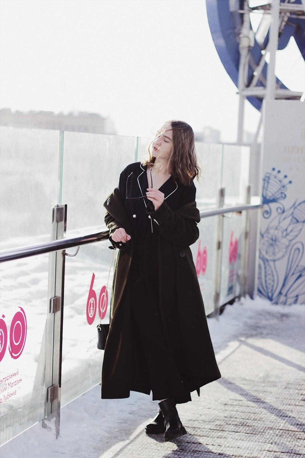 Alina Ermilova | Dezzal Coat