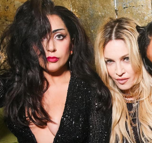 Madonna reafirma que nunca peleó con Lady Gaga