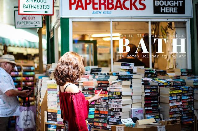 英國旅遊/巴斯Bath一日遊