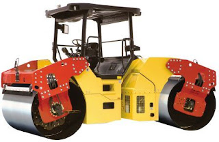 Fungsi Double Drum Compactor
