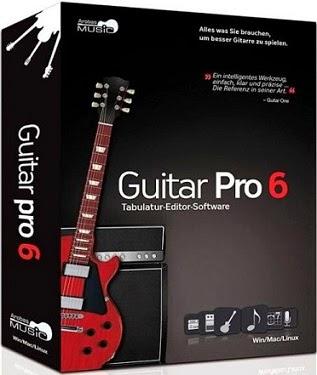 Download Guitar Pro 6.1.5 + Ativação