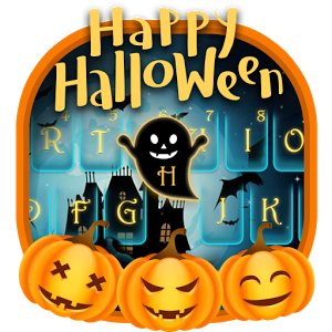 Happy Halloween Keyborad Theme APK