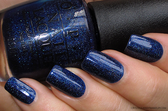 OPI Holiday 2015 Starlight Collection Swatches Give Me Space