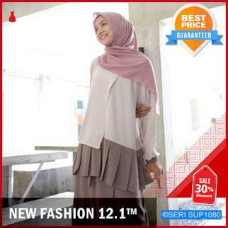 SUP1080A18 Atasan Muslim Xaveria Zara Tops Murah BMGShop
