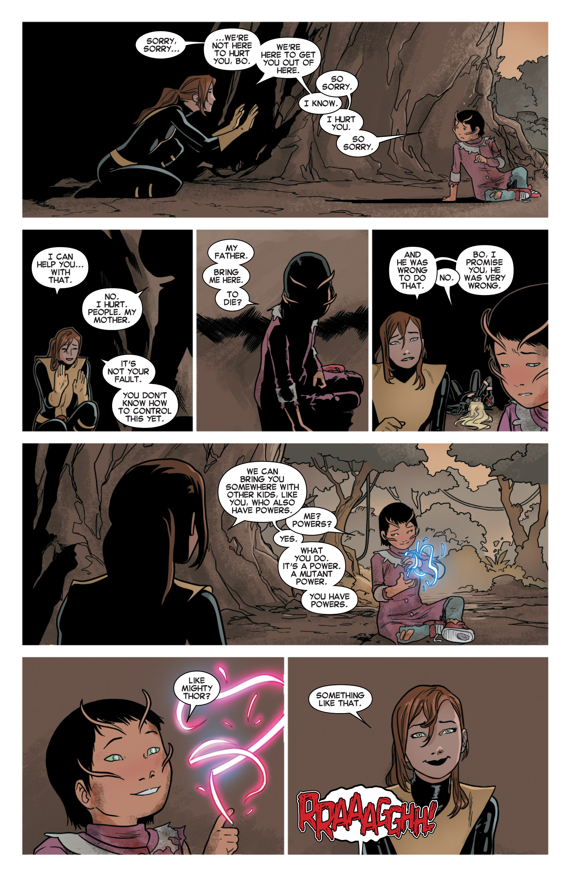 Read online Uncanny X-Men (2013) comic -  Issue #33 - 18