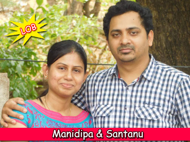Manidipa Bhaumik and Santanu from WPBlogging360