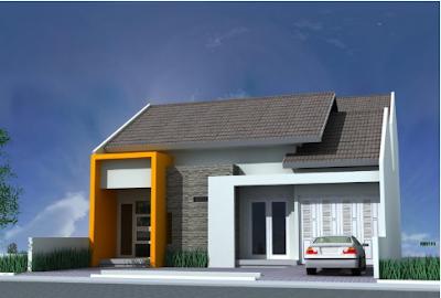 model rumah minimalis nyaman