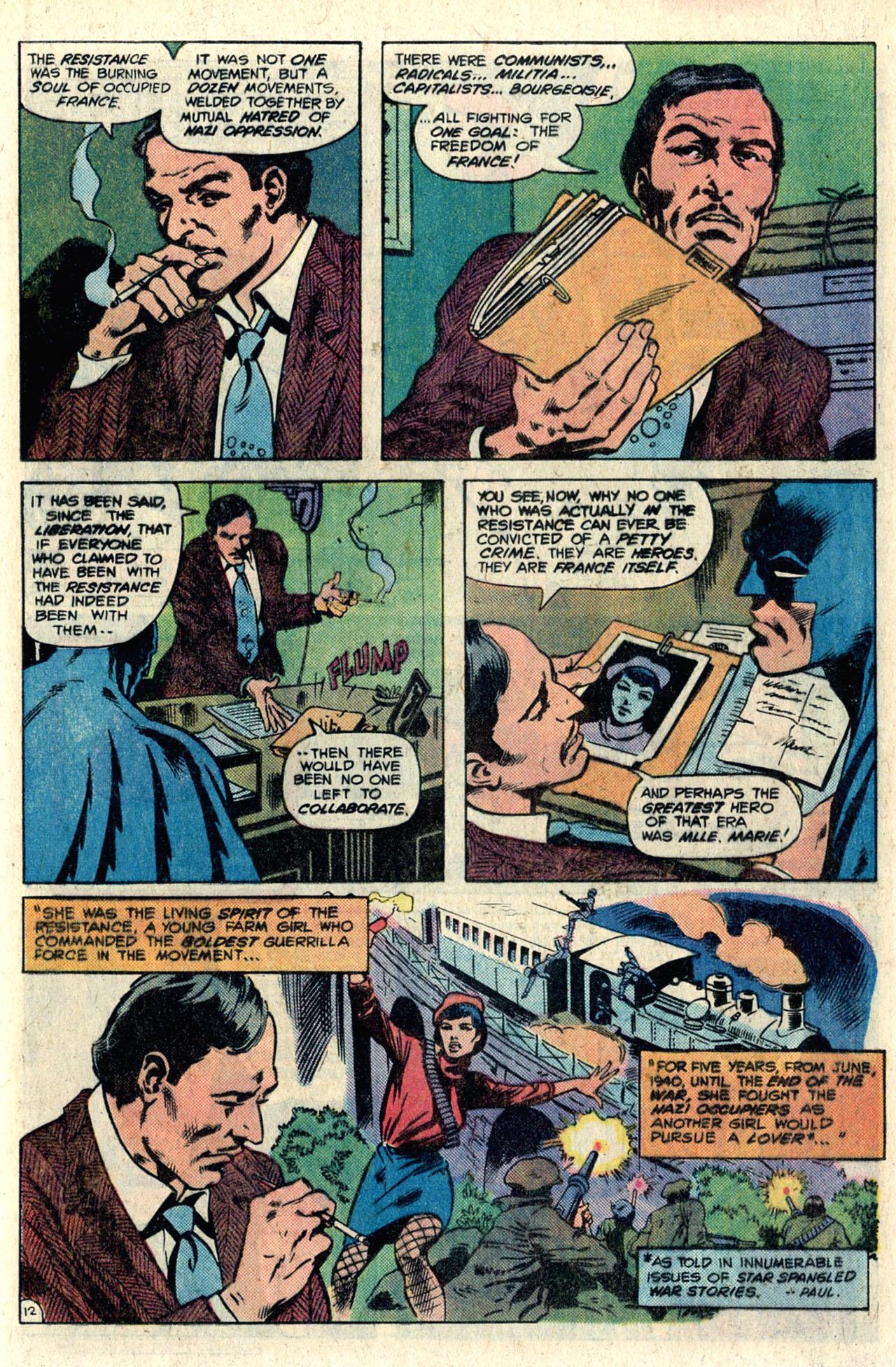 Detective Comics (1937) 501 Page 16