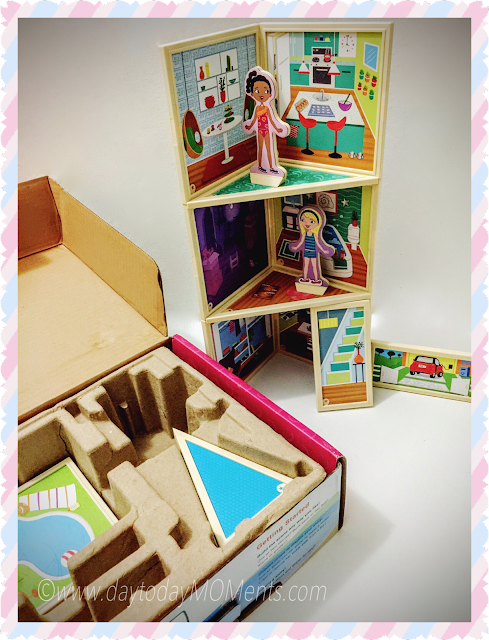 Matias Beach House magnet toy review