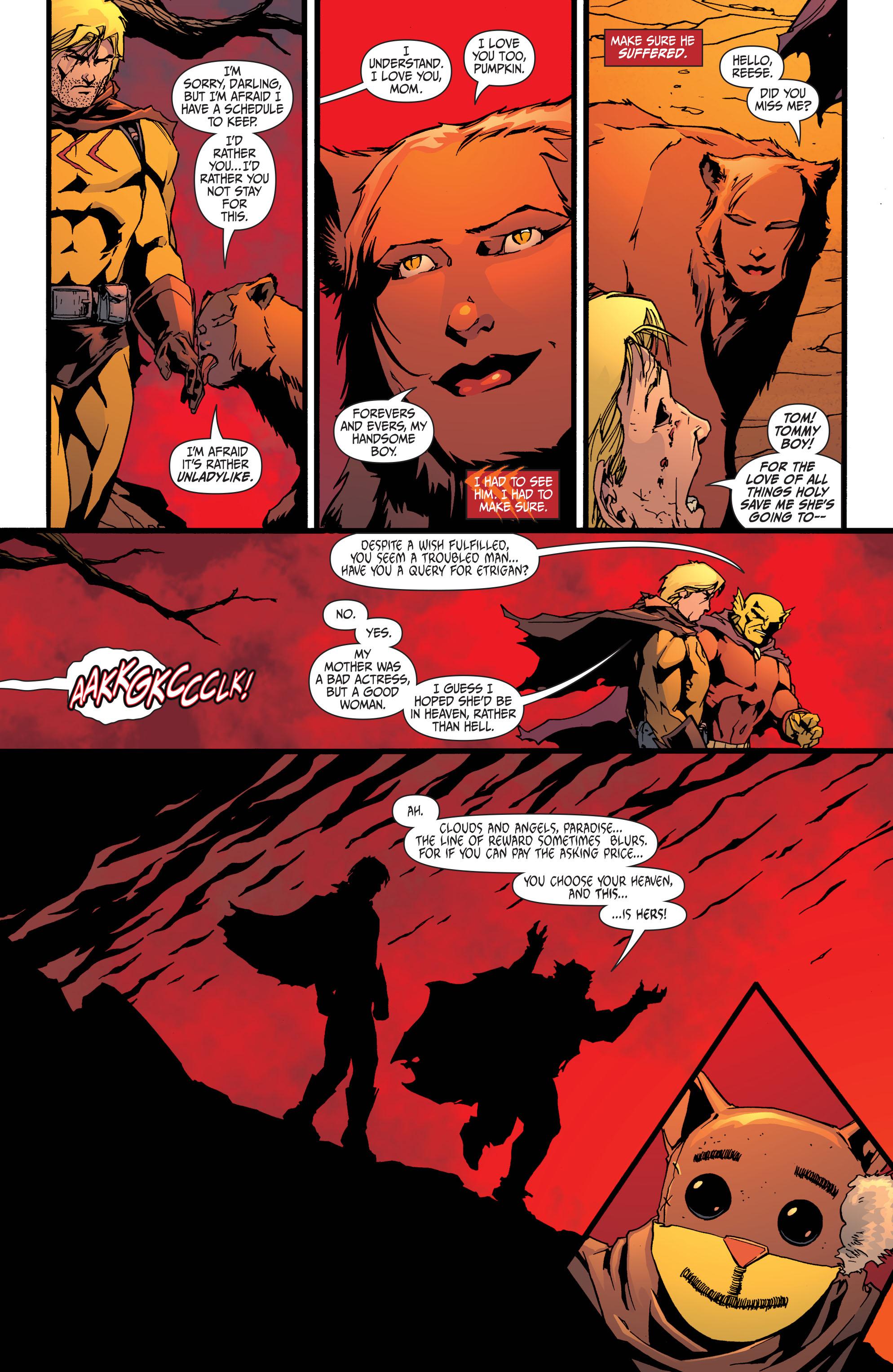 Read online Secret Six (2008) comic -  Issue #33 - 7
