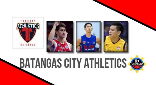 LIST: Batangas City Athletics 2018 MPBL Anta Datu Cup