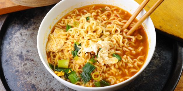 Find Out What Happens to Instant Noodles When they Reach Your Stomach! MUST WATCH!