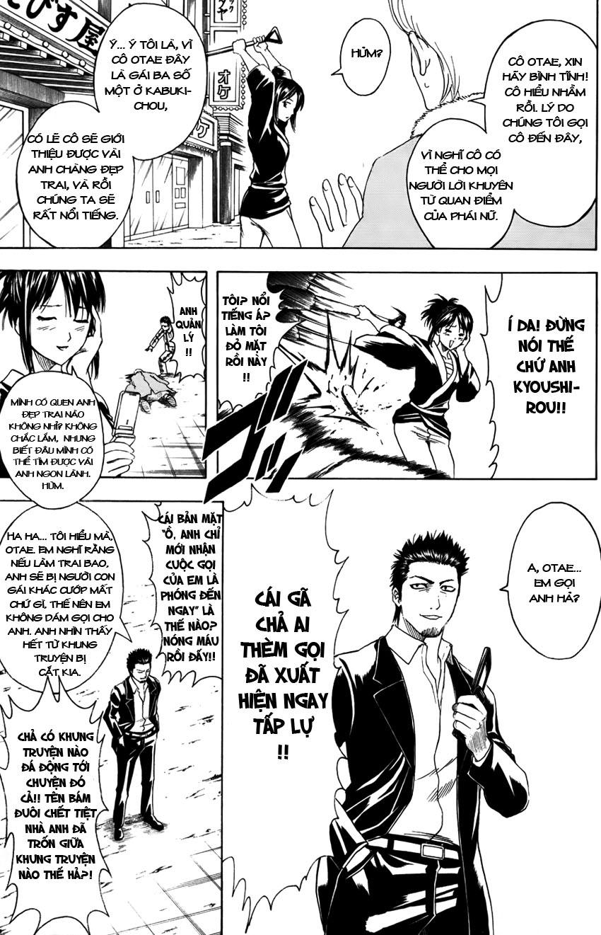 Gintama Chap 362 page 12 - Truyentranhaz.net