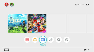 Nintendo Switch Backup Saves