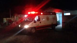 Acidente é registrado na RN-023 entre Coronel Ezequiel e Jaçanã