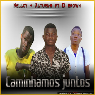 Imagem Nellcy ft Alturas & D brown-caminhamos juntos