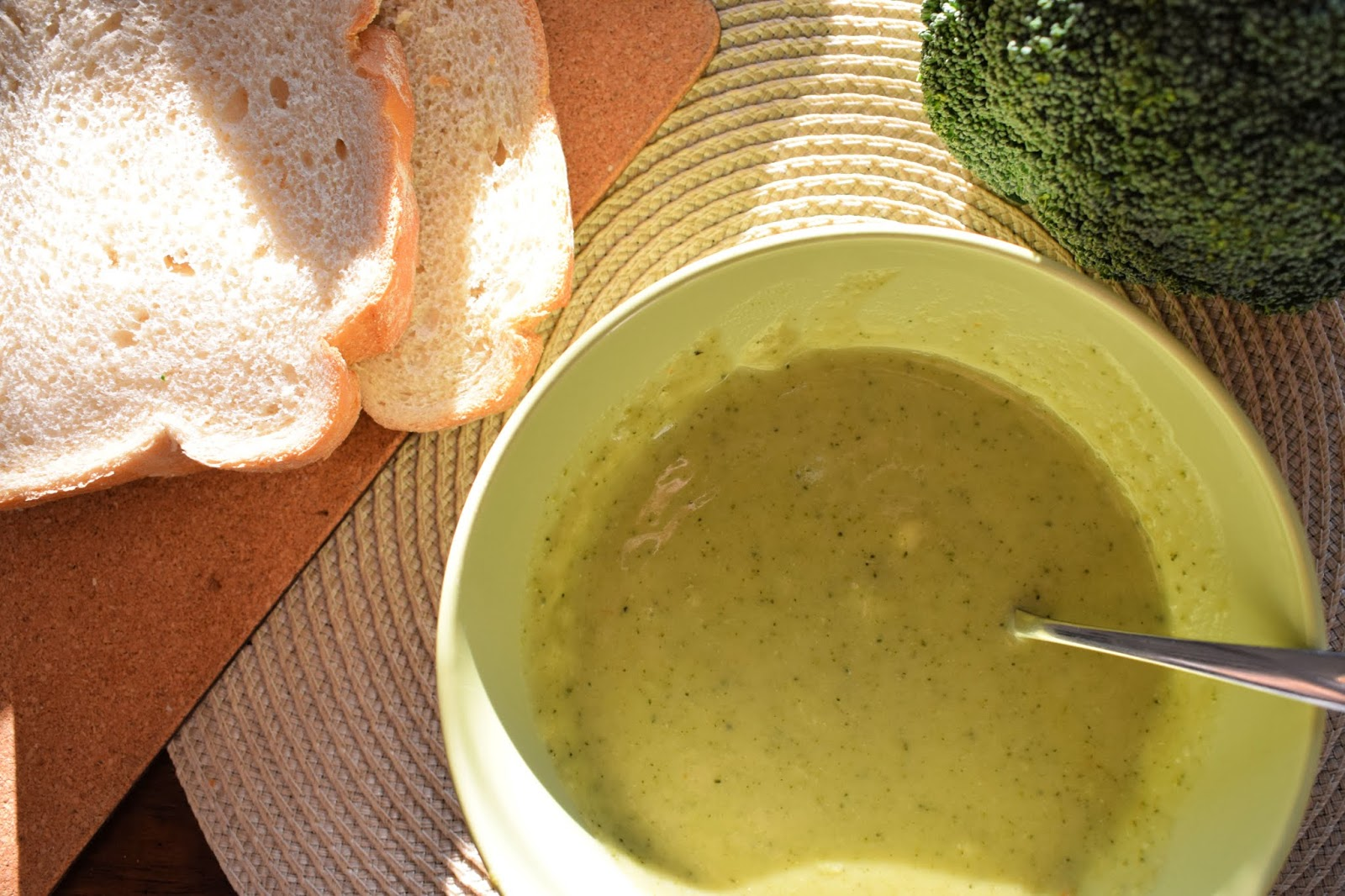 Delicious Vegan Broccoli and Cheese soup recipe