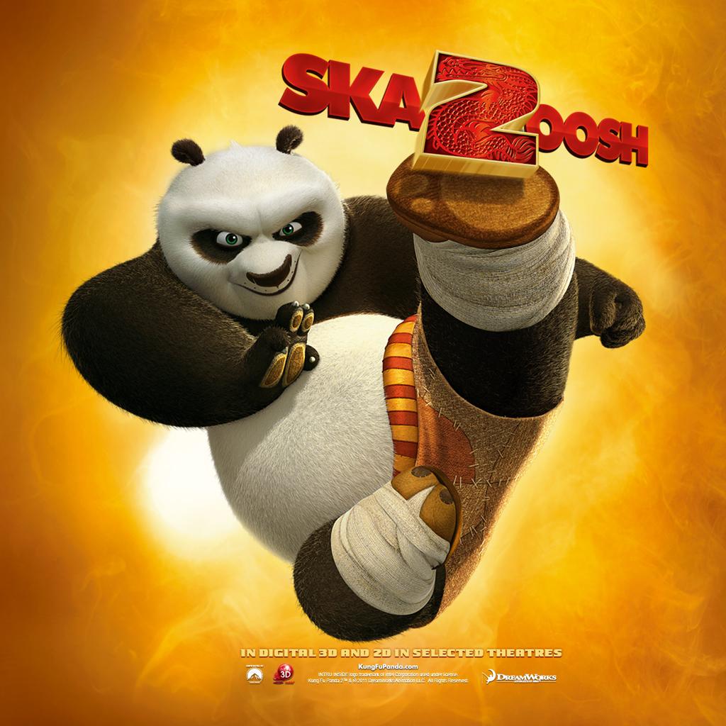 panda fu kung ipad wallpapers ppt wallpaper3