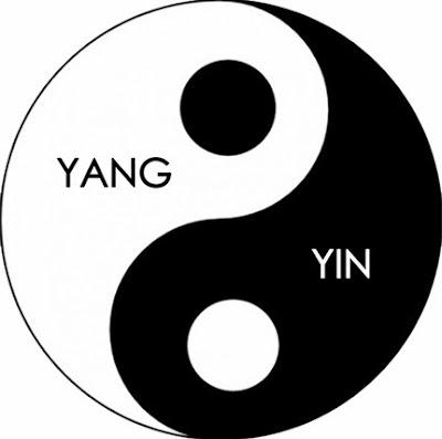 Resultado de imagem para Simbolo da YIN E YANG