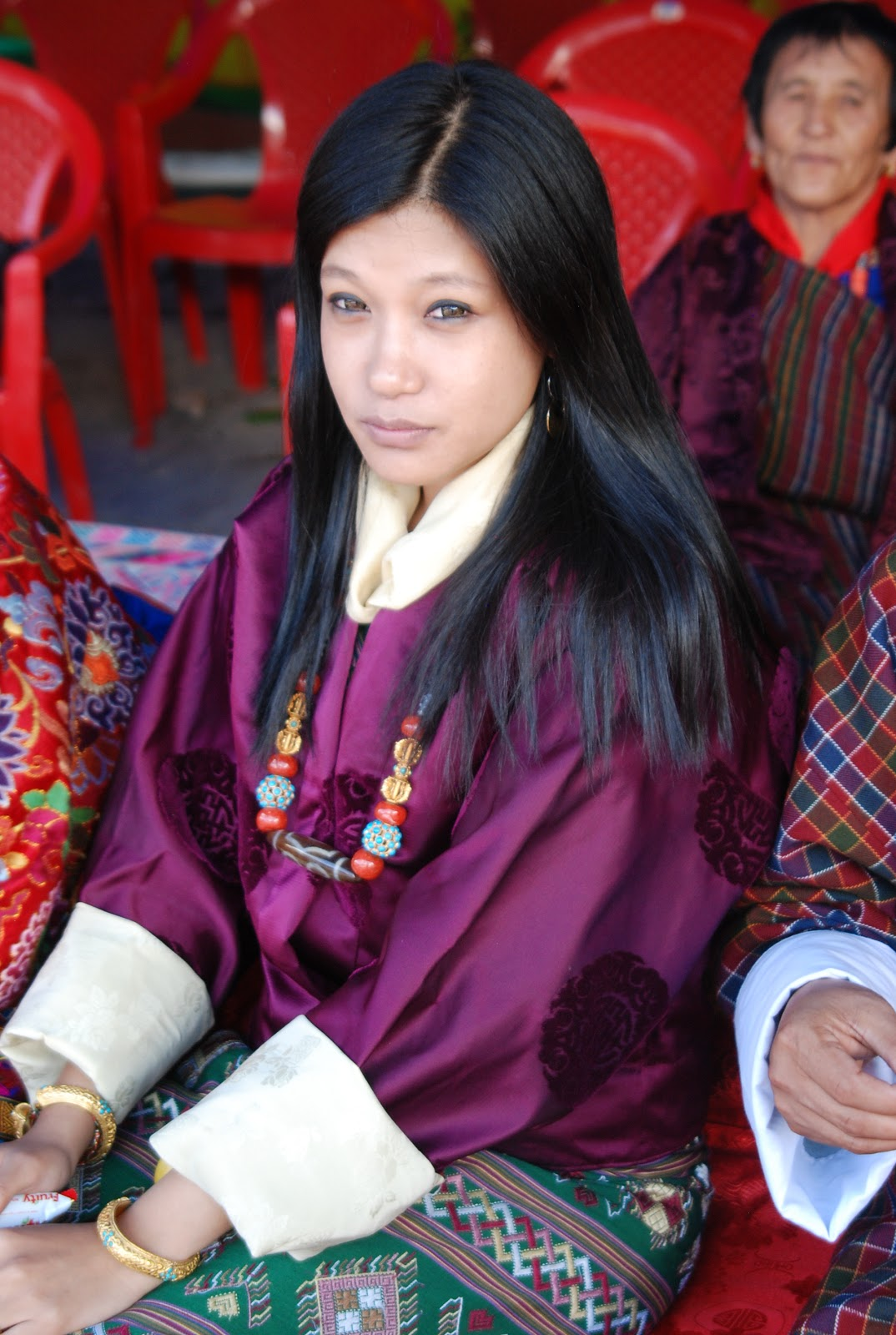 Revival Of A Fading Handloom Tradition The Khun: The Drukpa Girl: Folk Music Revival