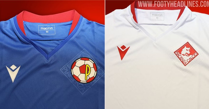 Piacenza 19-20 Home, Away & Third Kits Revealed