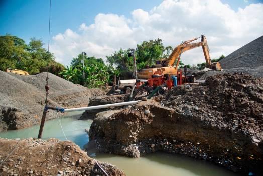 La escasez de agua se agudiza en zonas afectadas por avería